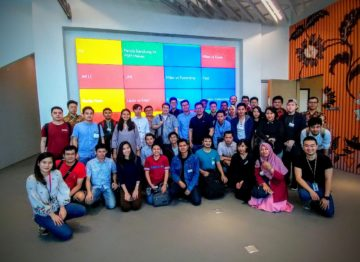 Youtube training at Google Indonesia