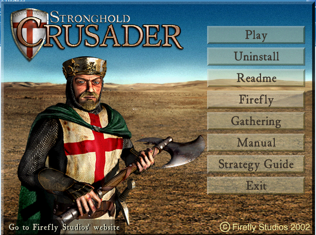 cara main stronghold crusader